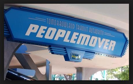 People Mover Signage