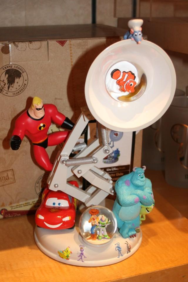 Pixar Character Lamp