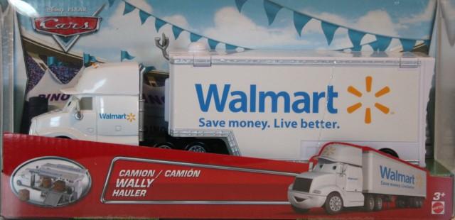 Walmart Truck 1