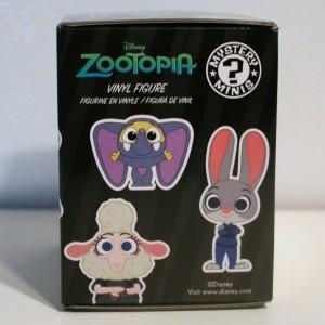 Zootopia Mini 4