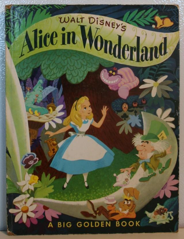 Alice Big Golden Book 002