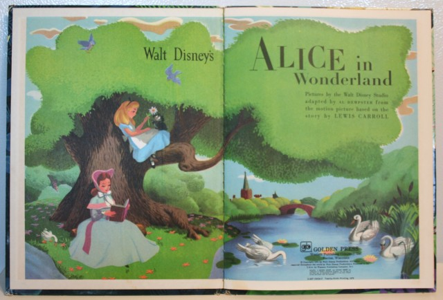 Alice Big Golden Book 003