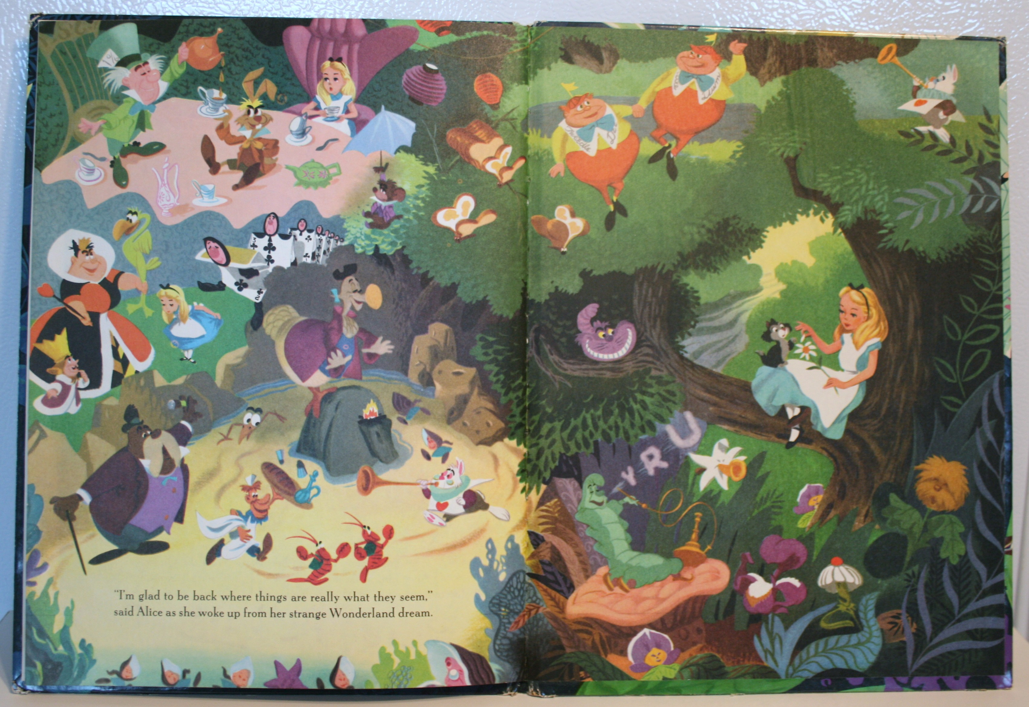 alice in wonderland book review