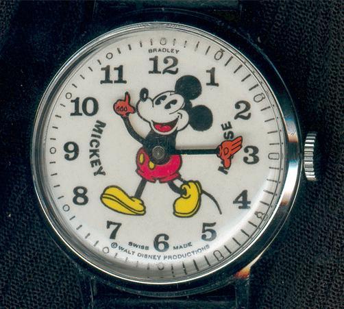 Bradley MM Watch