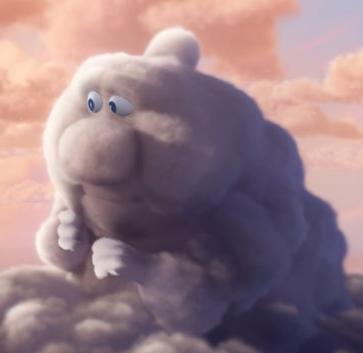Cloudy Me