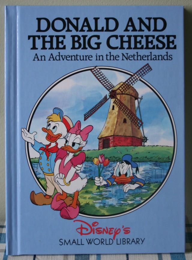 Donald Cheese 1