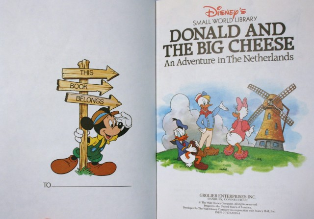 Donald Cheese 3