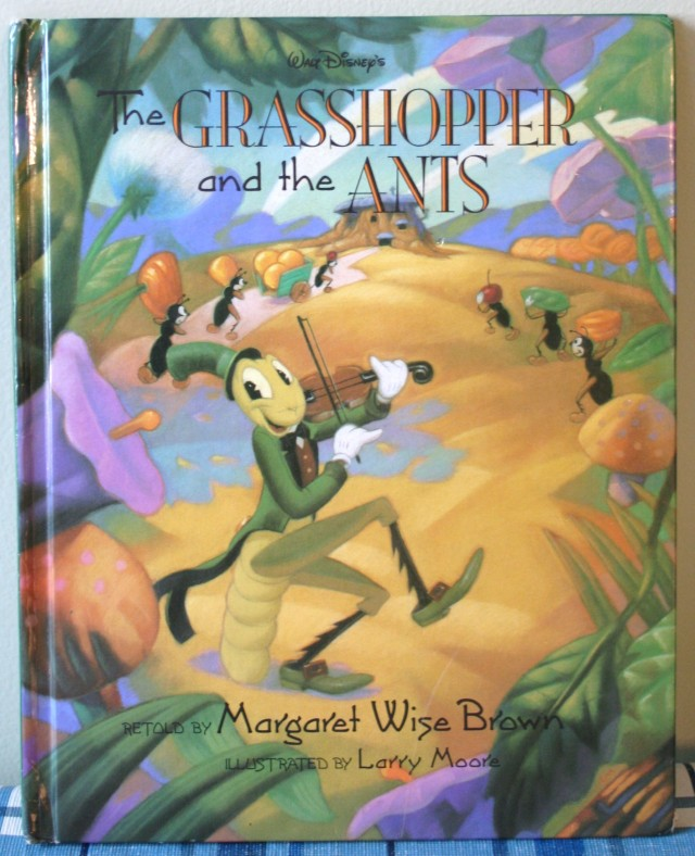 Grasshopper Ants 1
