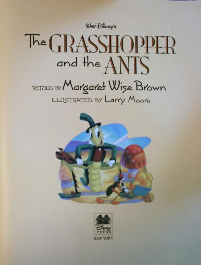 Grasshopper Ants 2