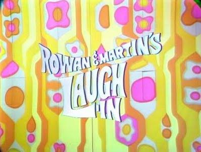 Laugh in Title Card