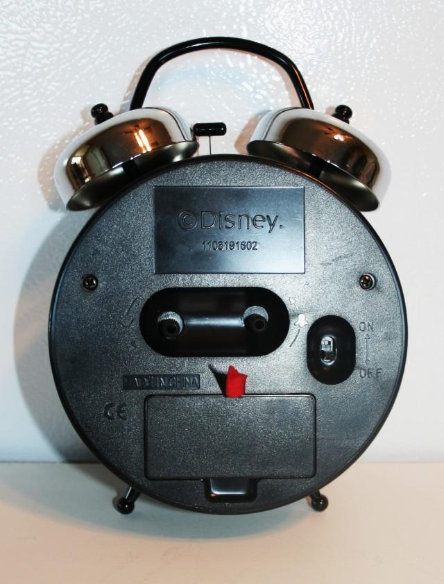 Mickey Alarm Clock 3