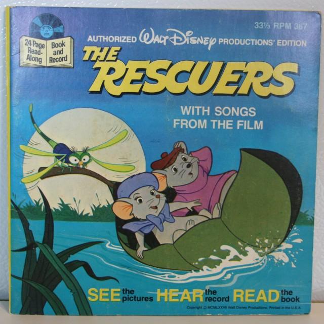 Vintage Record Readers 044