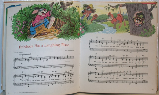 Walt Disney Song Book 008