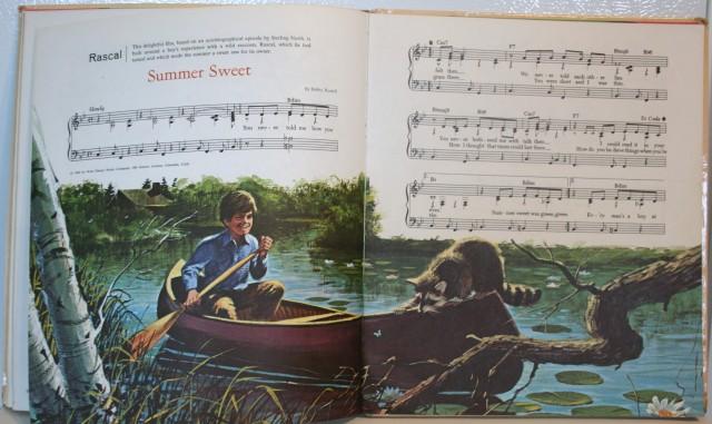 Walt Disney Song Book 010