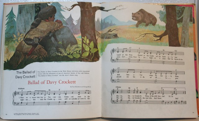Walt Disney Song Book 013