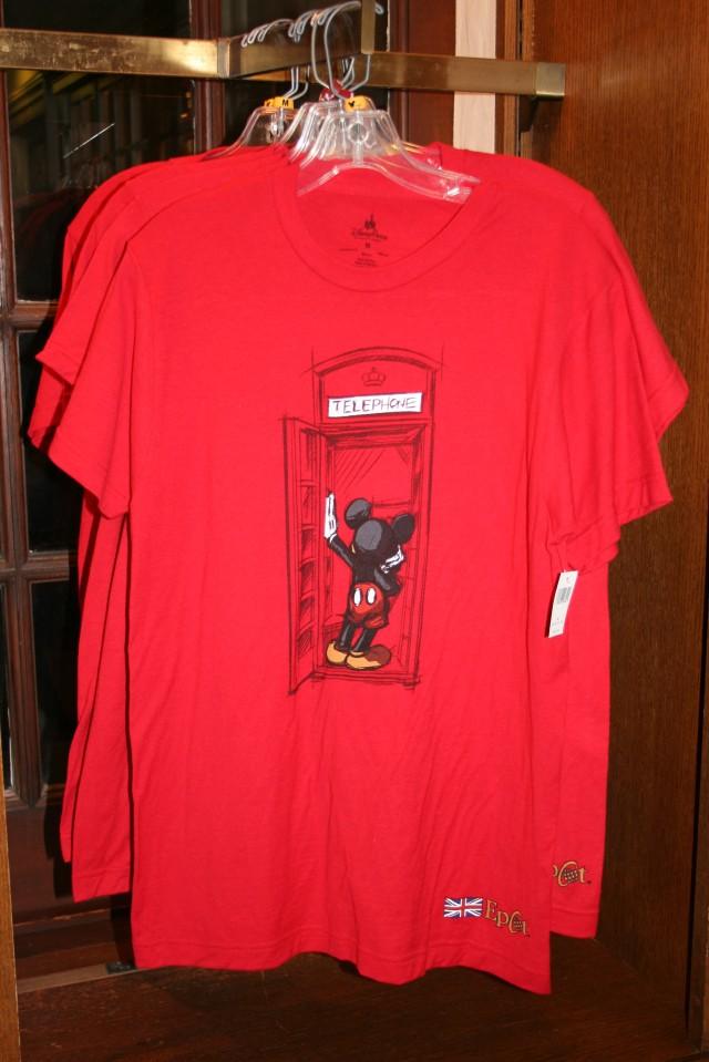 British Disney T 2