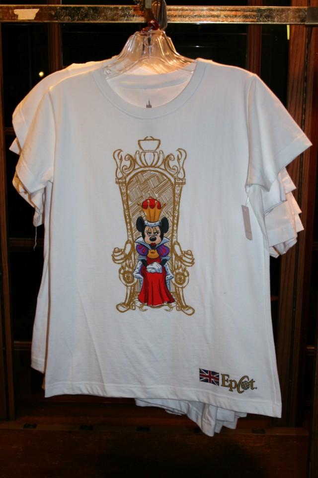 British Disney T 3