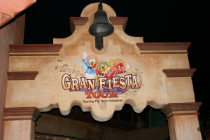 Gran Fiesta Tour Entrance