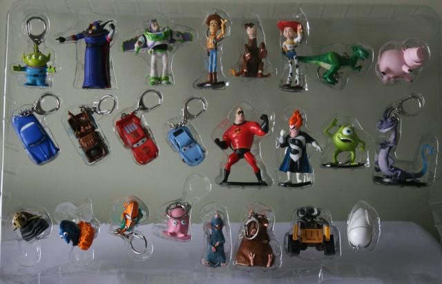 Keychain Set 002