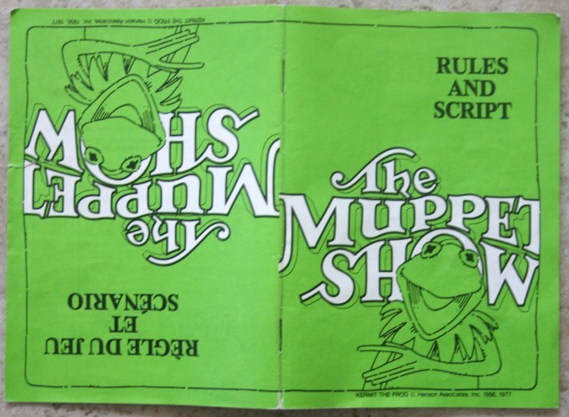Muppet Show Game 012