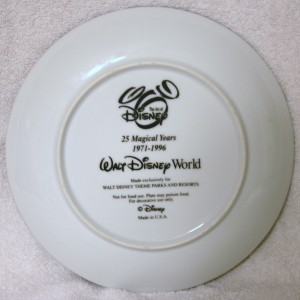 Disney Collector Plates 015