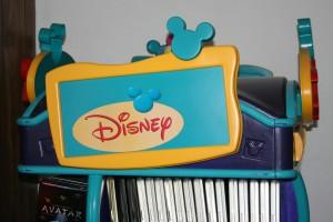 Disney Movie Display Stand 003