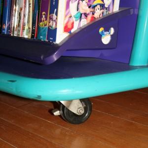 Disney Movie Display Stand 005
