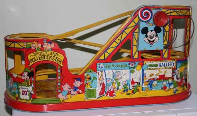 Disneyland Rollercoaster 010