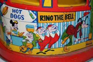 Disneyland Rollercoaster 012
