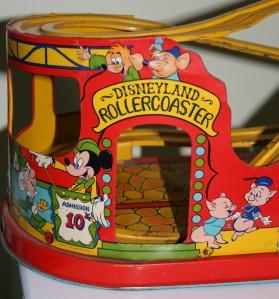 Disneyland Rollercoaster 017