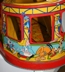 Disneyland Rollercoaster 019