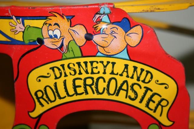 Disneyland Rollercoaster 025