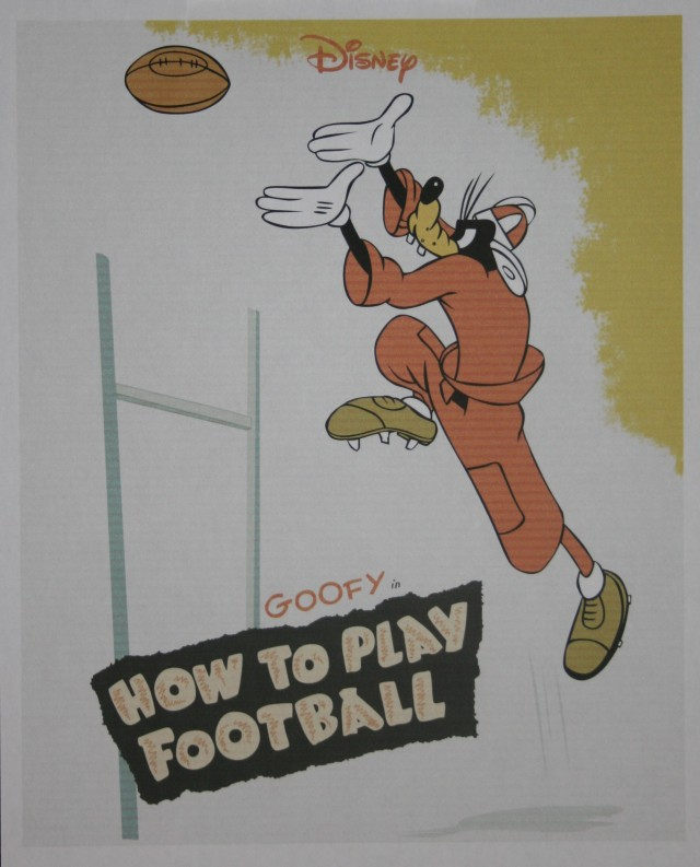 Goofy Sports Printables 002
