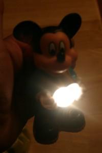 Mickey Prospector Night Light 004