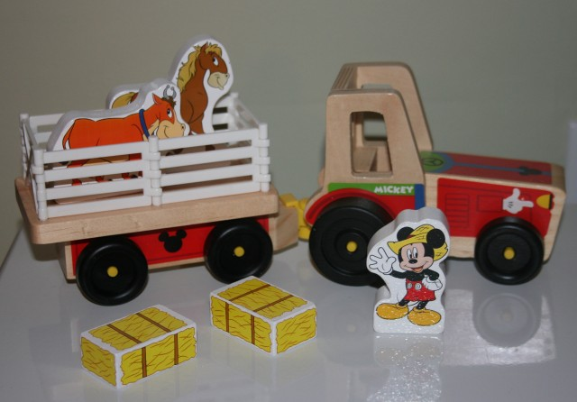 Mickey Tractor 6