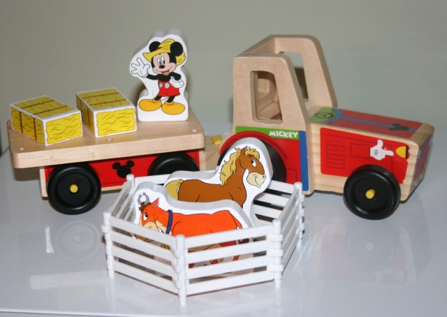 Mickey Tractor 7