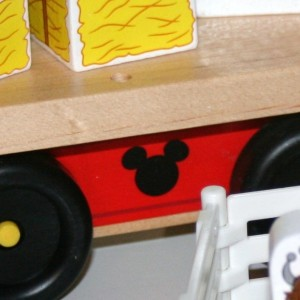 Mickey Tractor 8
