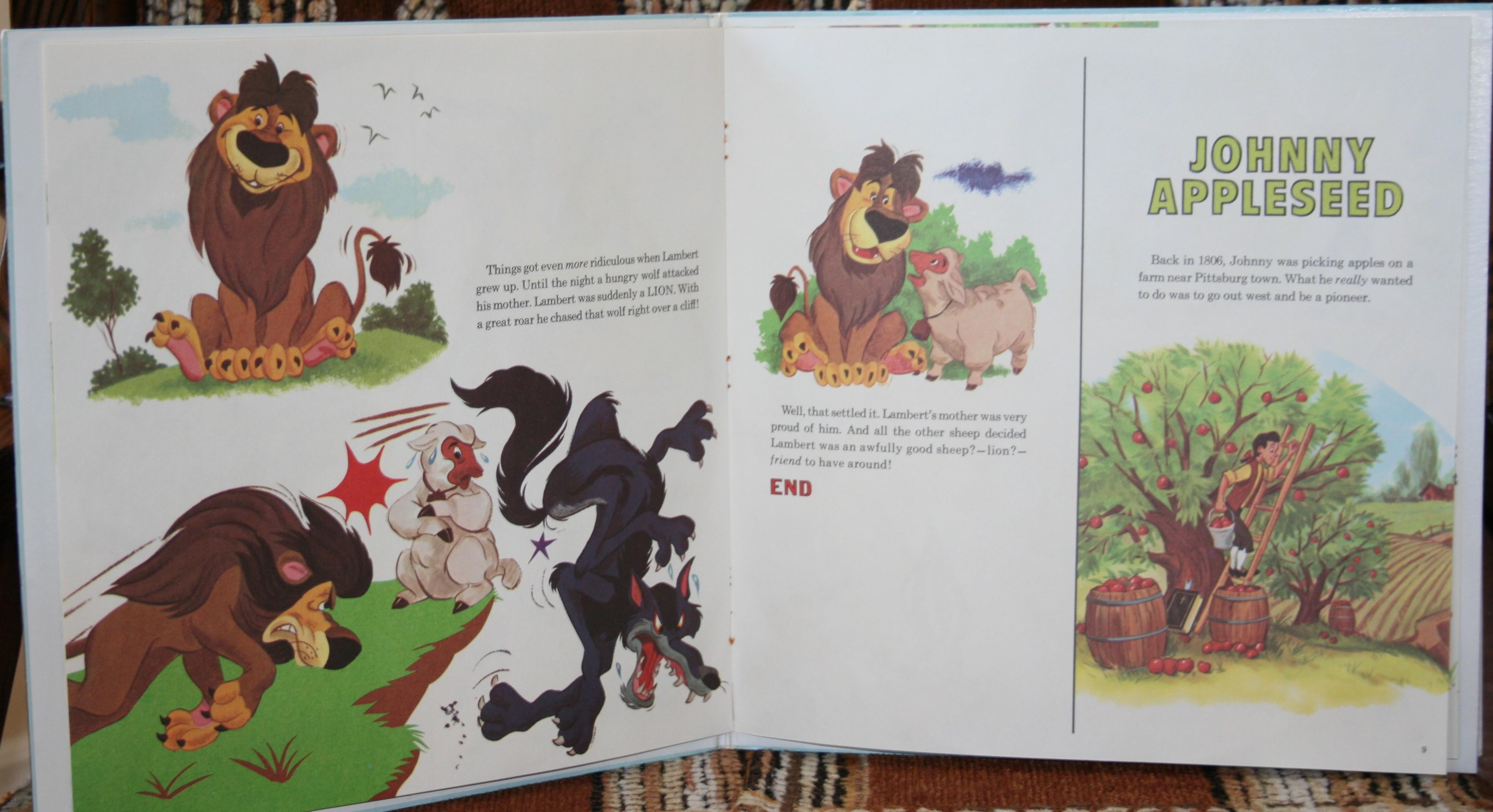 Walt Disney S Stories From The Mouse Factory Lp Disney Nouns