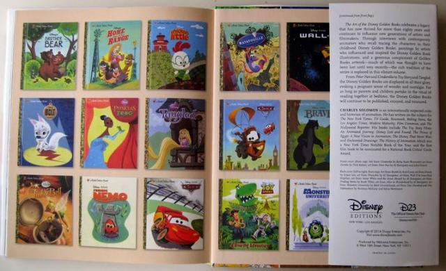 Art of Golden Books bk