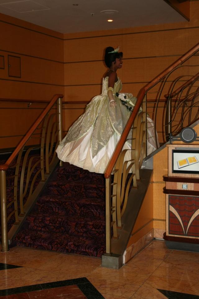 Disney Cruise Princesses 4