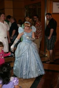 Disney Cruise Princesses 5