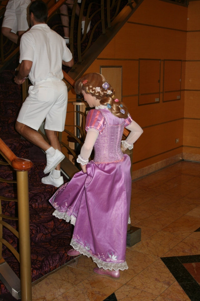Disney Cruise Princesses 7