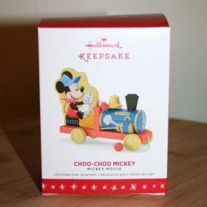 Choo Choo Mickey 1