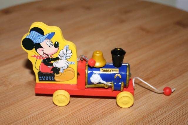 Choo Choo Mickey 3
