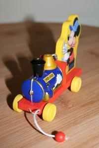 Choo Choo Mickey 4