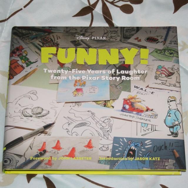 Disney Pixar Funny 001