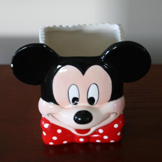 Mickey Planter 1