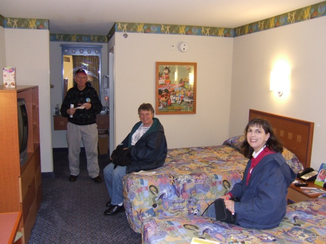Check In Room
