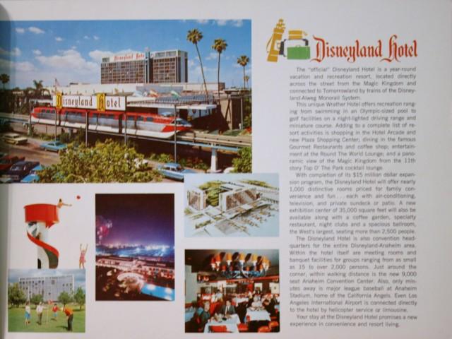 Disneyland 1968 Souvenir Guide 10