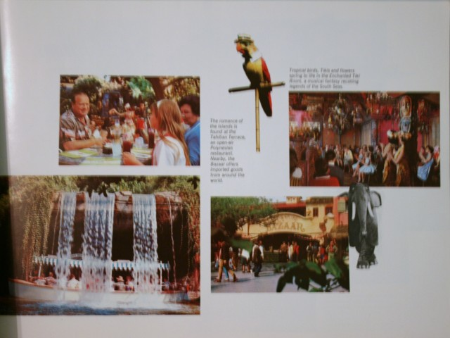 Disneyland 1968 Souvenir Guide 3